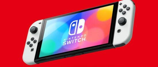 Nintendo Switch OLED's UK Price Revealed