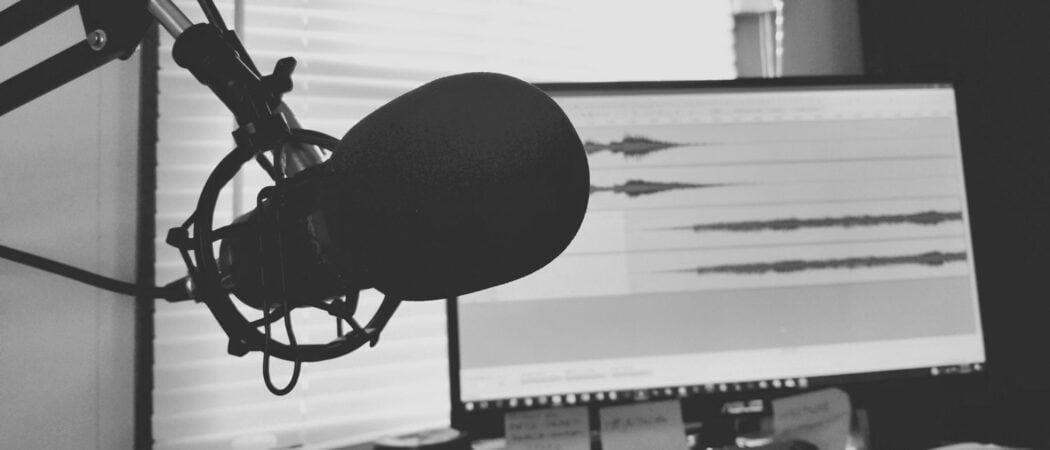 Podcast-Pexels
