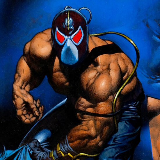 A Bane Project In The Works For HBO Max