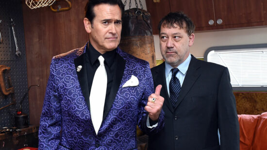 Fans Want Bruce Campbell As Mysterio In Spider-Man 3