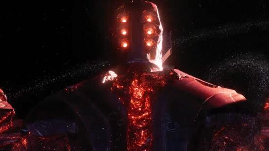 Fans Think Galactus Was In Eternals' Trailer – He Wasn't
