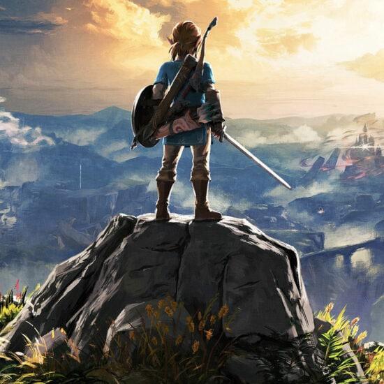 The Legend Of Zelda Series Back On The Cards At Netflix