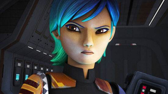 Sabine Wren Voice Actor Reacts To Live-Action Casting Calls