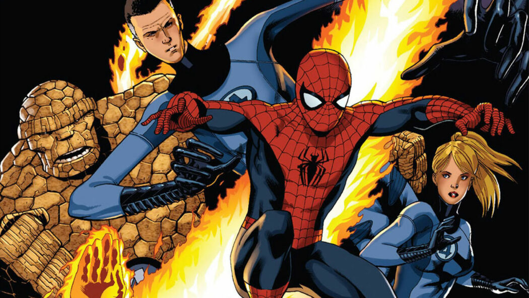 The-Fantastic-Four-Spider-Man-No-Way-Home-Marvel