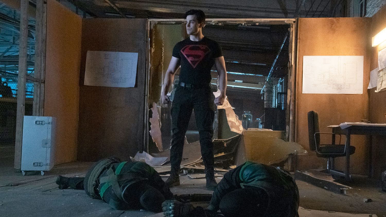 Titans-Superboy