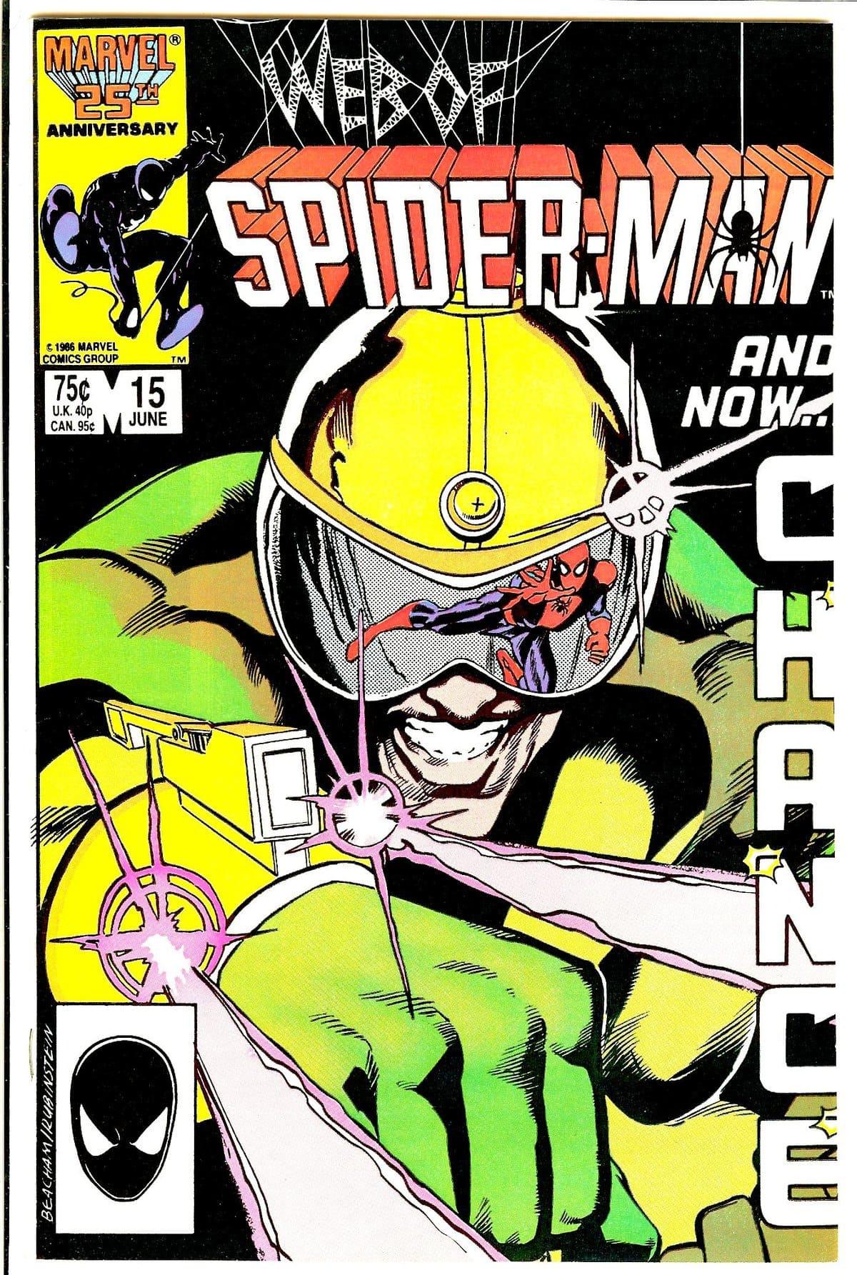 Spider Man Comics Gambling
