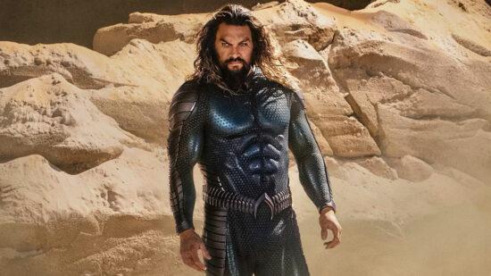 Jason Momoa's Aquaman 2 Costumes Revealed