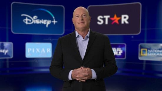Disney CEO Bob Chapek Changing Talent Deals