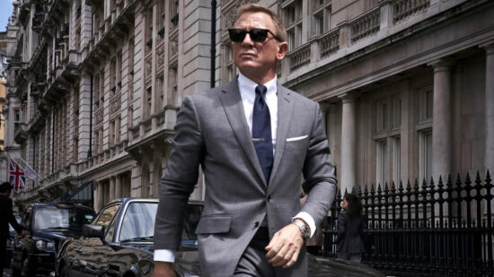 No Time To Die US Opening Weekend Lower Than Casino Royale's