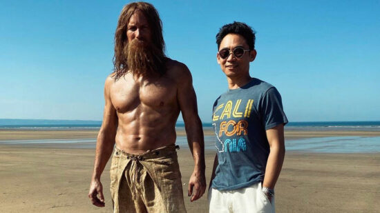 Check Out Patrick Wilson's Ripped Aquaman 2 Look