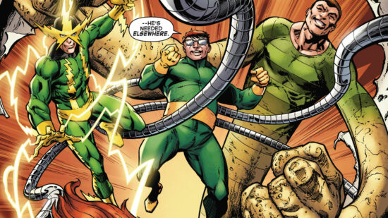 Spider-Man Sinister Six Movie Reportedly In The Works