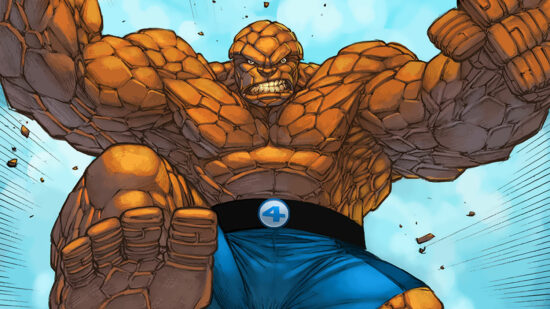 John Cena Wants To Play The Thing In The Fantastic Four