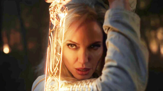 Angelina Jolie Turned Down A Superhero Role Before Eternals