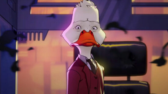 Howard The Duck Animated Show Reportedly In The Works