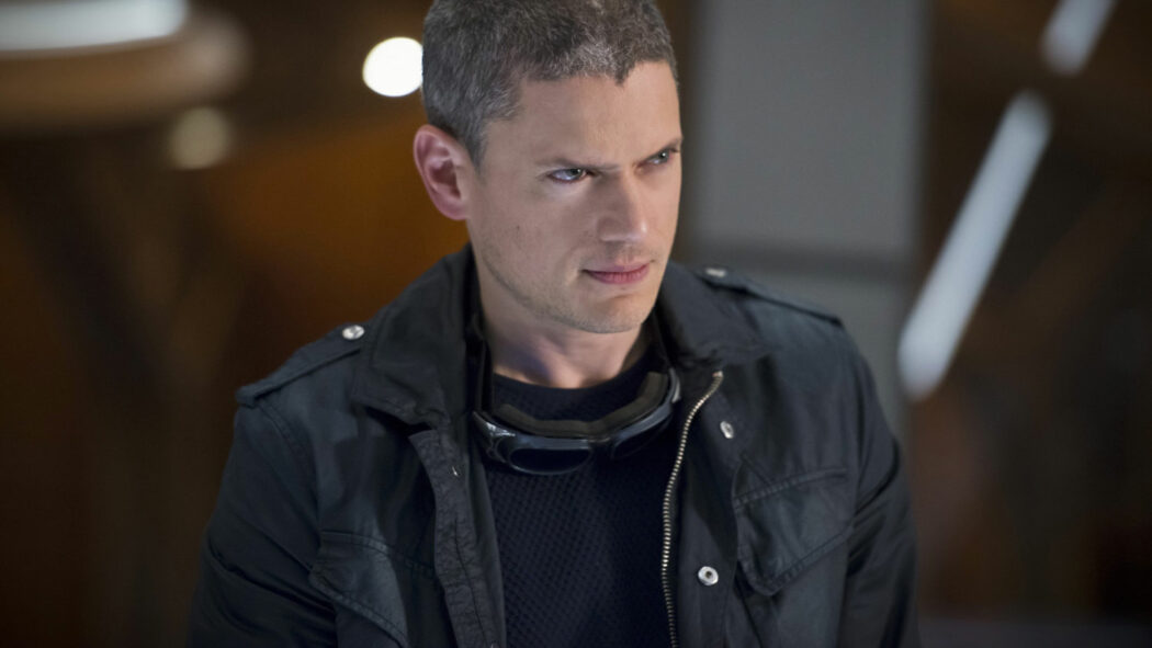 Legends Of Tomorrow Captain Cold Wentworth Miller