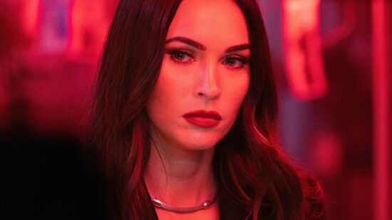 First Look At Megan Fox In The Expandables 4 Revealed