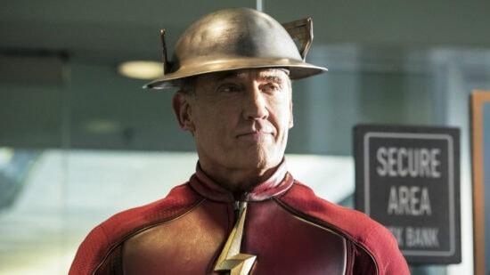 The Flash Season 8: John Wesley Shipp Back As Jay Garrick