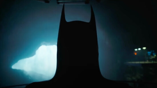 The Flash: First Look At Michael Keaton's Batman Revealed