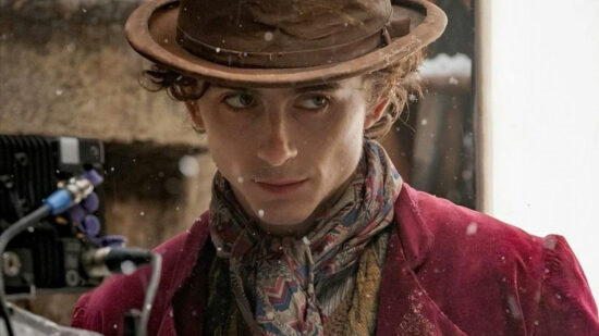 Wonka Won't Be A Dark Origins Story Says Timothée Chalamet